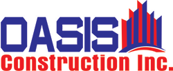 Oasis Construction Inc's Logo